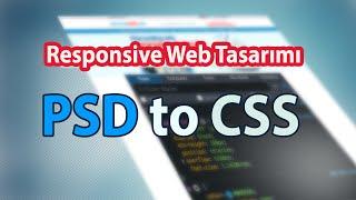 #01 Laravel ve Bootstrap İle Responsive Web Tasarım Dersleri- PSD to CSS