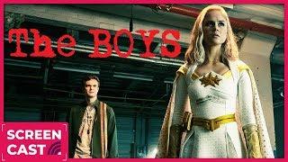 The Boys Season 1 Review - Kinda Funny Screencast (Ep. 30)
