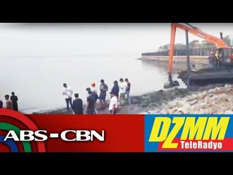 Manila Bay, isasailalim sa dredging