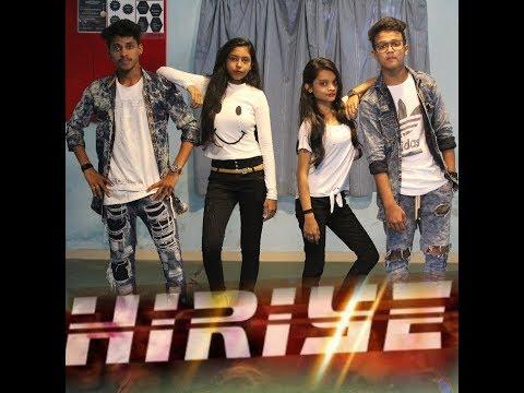 Heeriye Song Race 3 | Salman Khan, Jacqueline | Meet Bros ft. Neha Bhasin| dance by hip bros