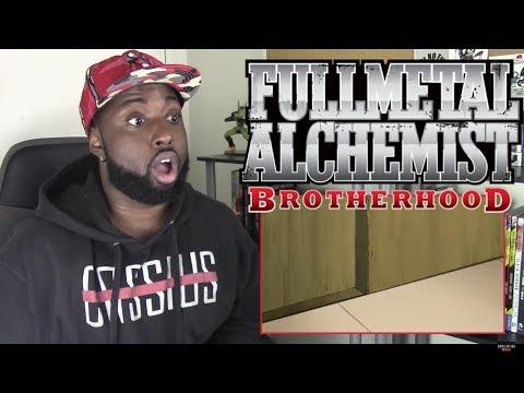 Fullmetal Alchemist: Brotherhood REACTION - Episode 9