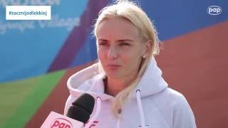 Rio 2016 - Justyna Święty