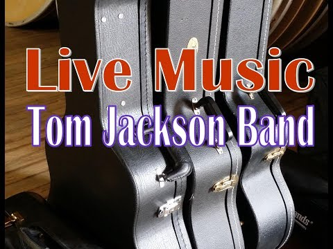Live Music: Tom Jackson Band Live in Jupiter Farms