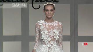 CARLA RUIZ Bridal 2016 | Barcelona Bridal Fashion Week by Fashion Channel