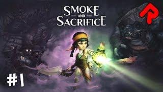 SMOKE & SACRIFICE gameplay: Survive a Grotesque Underworld! | Smoke and Sacrifice ep 1 (PC, Switch)