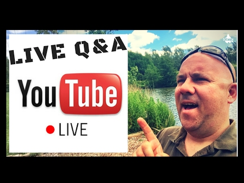 🔴 CARP FISHING Cottington Lakes Live On The Bank Q&A - Helping You Catch More