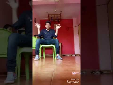 The best lyrical hip hop dance on sapna jahan