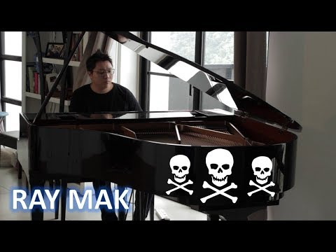XXXTENTACION - SAD! Piano by Ray Mak