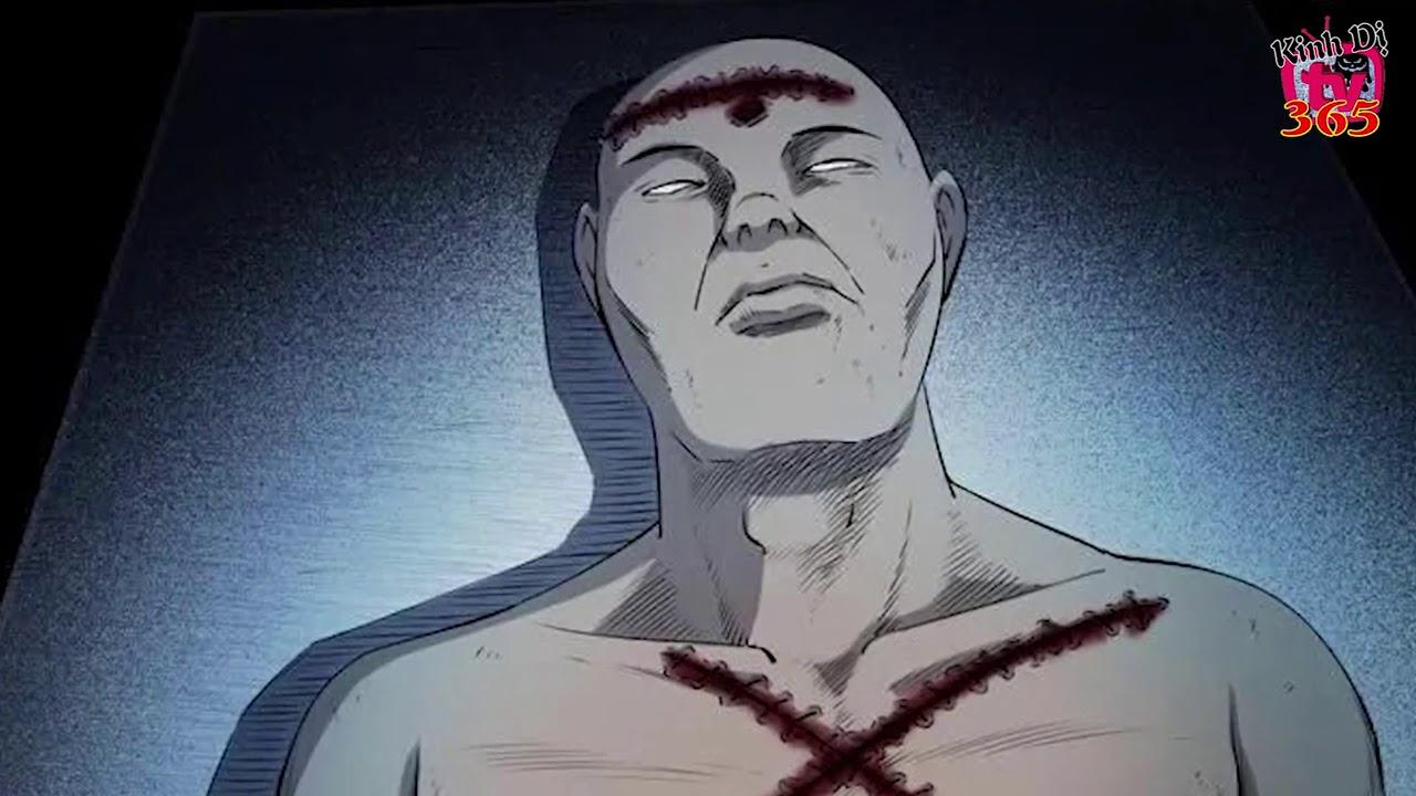 NGỌC BỘI SONG NGƯ phần cuối   Truyện tranh ma trong dân gian có thật, ám ảnh, đáng sợ nhất #113