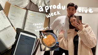 Student Diaries | A productive week, grocery shopping & study sessions