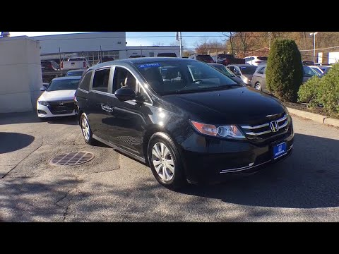 2016 Honda Odyssey White Plains, New Rochelle, Westchester, Scarsdale, Greenwich, NY U31347L