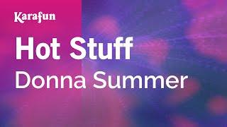 Karaoke Hot Stuff - Donna Summer *