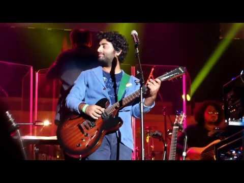 Arijit Singh Live Leicester Muskurane
