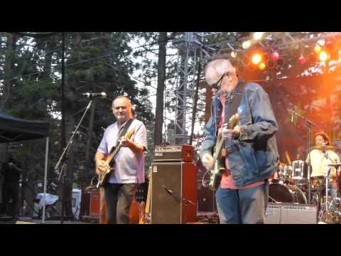 2013 Bluesapalooza. Jimmy Thackery And Tinsley Ellis Jam Let The Good Times Roll