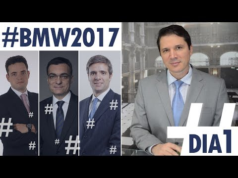 Brazil Management Week 2017 - 1° Dia