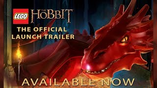 LEGO The Hobbit Official Launch Trailer
