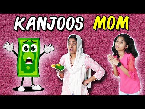 Pari Ko Kiya Kanjoos Mummy Ne Pareshan I Funny Pari's Lifestyle Story