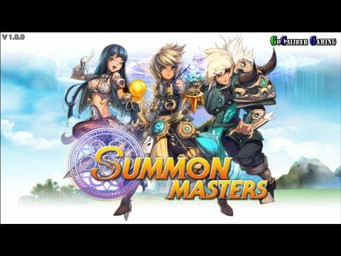 Summon Masters Android Walkthrough - Gameplay Part 1 - Tutorial