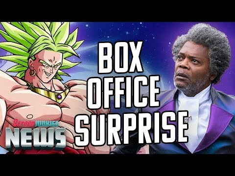 Glass Opens #1, Dragon Ball Shocks in Top Five - Charting with Dan!