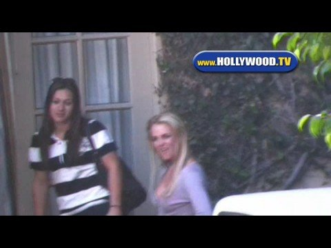 EXCLUSIVE: Britney Spears at her Lawyer's Office in West Hollywood