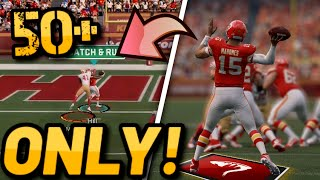 PATRICK MAHOMES + TYREEK HILL IMPOSSIBLE CHALLENGE!!