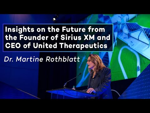 The Trans-Everything CEO: Martine Rothblatt