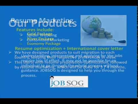 Overseas Job Consultants - Better Way to Search for Jobs at JobSog