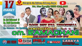 🔴 SIARAN TUNDA  CS. OM. RAMADHANI//CAHAYA SOUNDSYSTEM // JMS VIDEO HD 085229084357