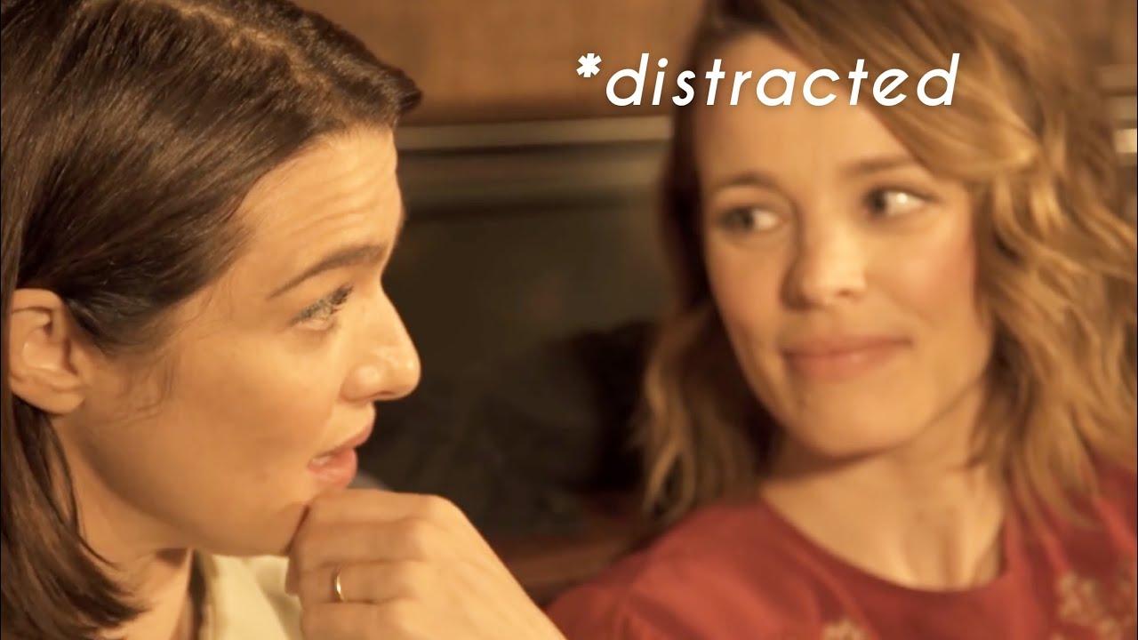 Download Rachel McAdams and Rachel Weisz being a little bit too obvious