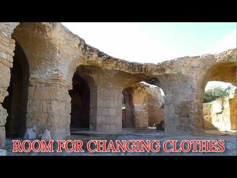Antonin Baths Carthage Ruins Tunisia Part 02