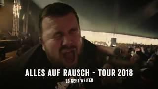 """Feine Sahne Fischfilet - """"Alles auf Rausch""""-Tour - Es geht weiter!"""