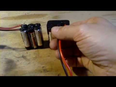 how-to-make-a-7.2volt-batterypack-with-6-aa-cells-part-1