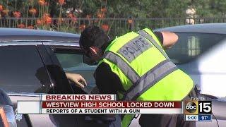 Westview High School Lockdown Over