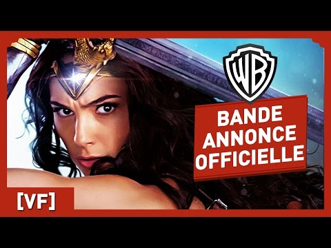 Wonder Woman - Bande Annonce Officielle Origine (VF) - Gal Gadot