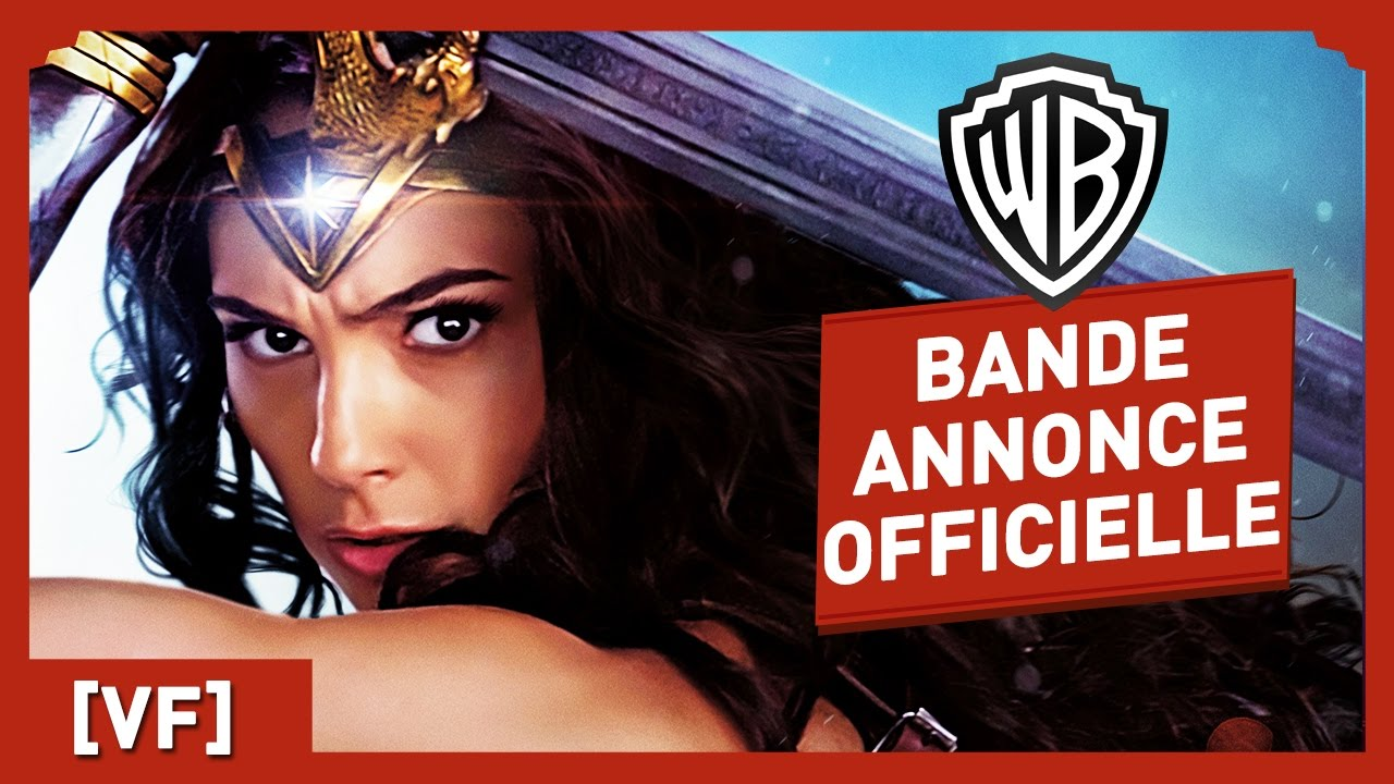 Wonder Woman - Bande Annonce Officielle Origine (VF) - Gal Gadot