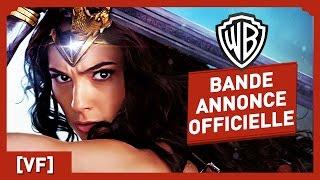 Wonder Woman - Bande Annonce Officielle Origine (VF) - Gal Gadot streaming