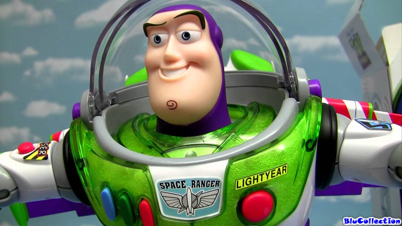 Uncategorized Buzz Lightyear Videos power up buzz lightyear action figure disney toy story light to infinity and beyond pixar youtube