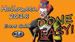 OSRS Halloween Event 2018 Guide Done Easy