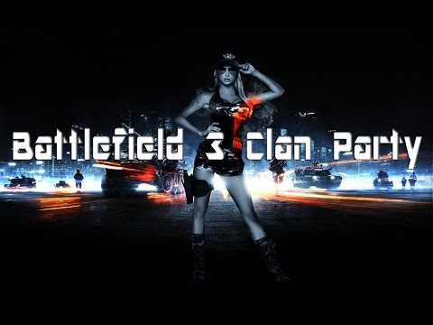 Battlefield 3 Klán Party 3. Rész - Tehran & Bazaar[HD][M]