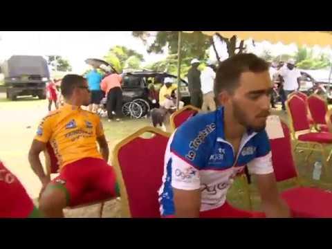 Tour du Gabon 2017 - 6ème étape : Akanda - Libreville