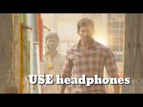 Sandakozhi 2 Trailer Mass Bgm | Vishal, Keerthi Suresh, Varalaxmi | Yuvanshankar Raja | Lingusamy