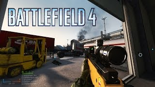 Battlefield 4 - Firestorm 2014 - TDM Gameplay - Ultra Settings