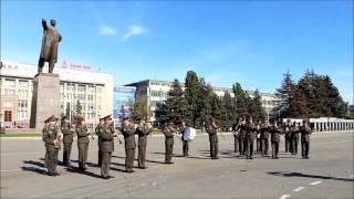 Репетиция парада духовых оркестров в Саратове(, 2016-10-03T11:18:20.000Z)