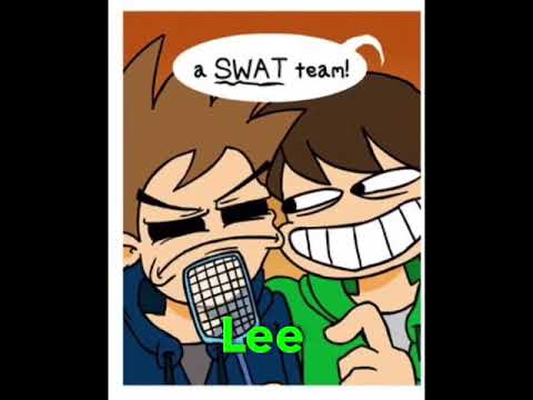 A Swat Team {eddsworld}