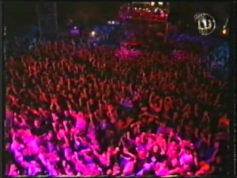 Faithless  God is a DJ  @ MTV Ibiza 1999