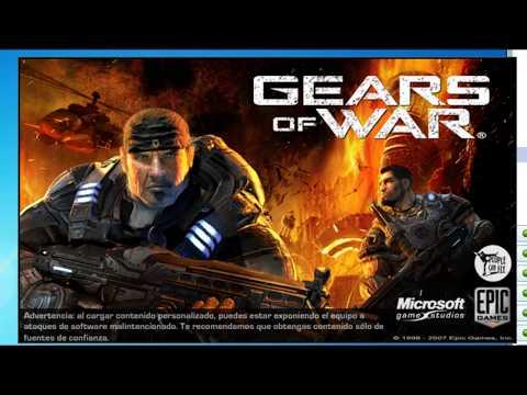 Gears of war aprender usar redes de hamachi