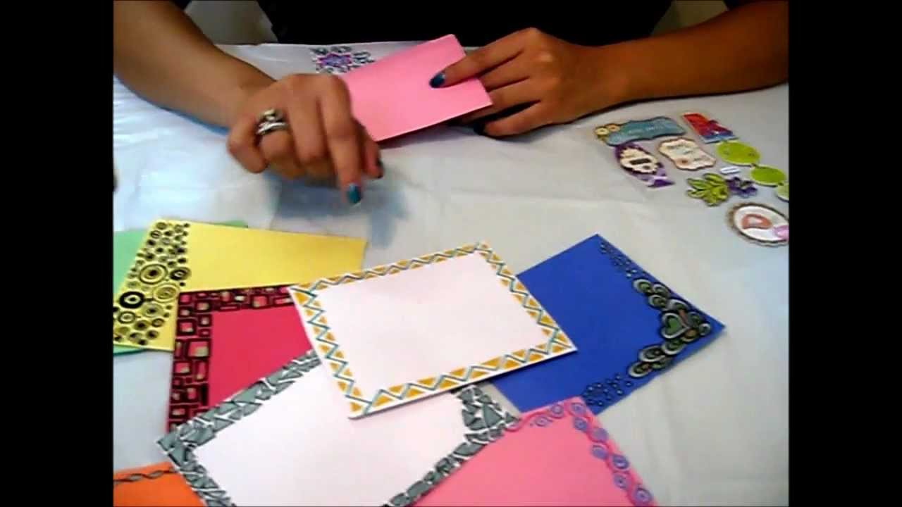How To Make A Book Cover With Construction Paper ~ Diy how to make envelope or envelopes handmade