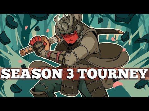 For Honor | LIKE RIDING A BIKE! (w/ Season 3 Tournament Stream Info)