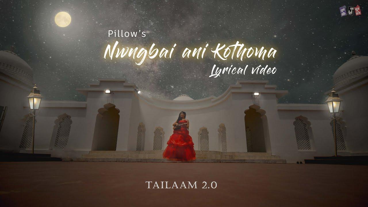 Nwngbai ani Kothoma || New kokborok song || lyrical video || Pillow ||Sai Jak