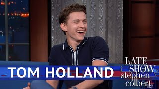 Download Tom Holland's Memorable Workout With Jake Gyllenhaal Mp3 and Videos